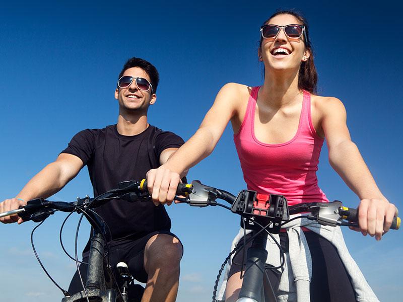 Noleggio bici e bici elettriche Hotel Posta